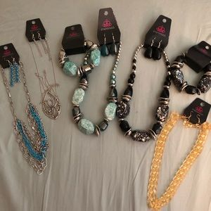 Necklaces and some with Bracelets